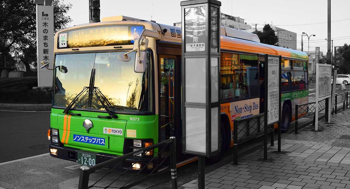 【旅行】都会に遊びに行くなら、地下鉄よりもバスに乗ろう