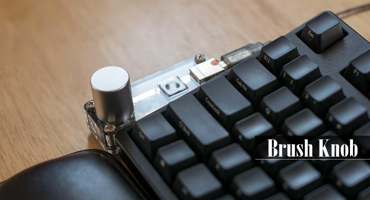 Photoshop向け入力デバイス「Brush Knob」は見た目だけの衝動買い
