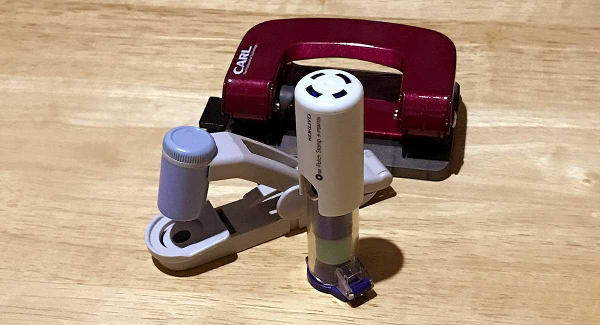 文房具の今昔 コクヨ「タ-PM1」から「タ-PSM10B」