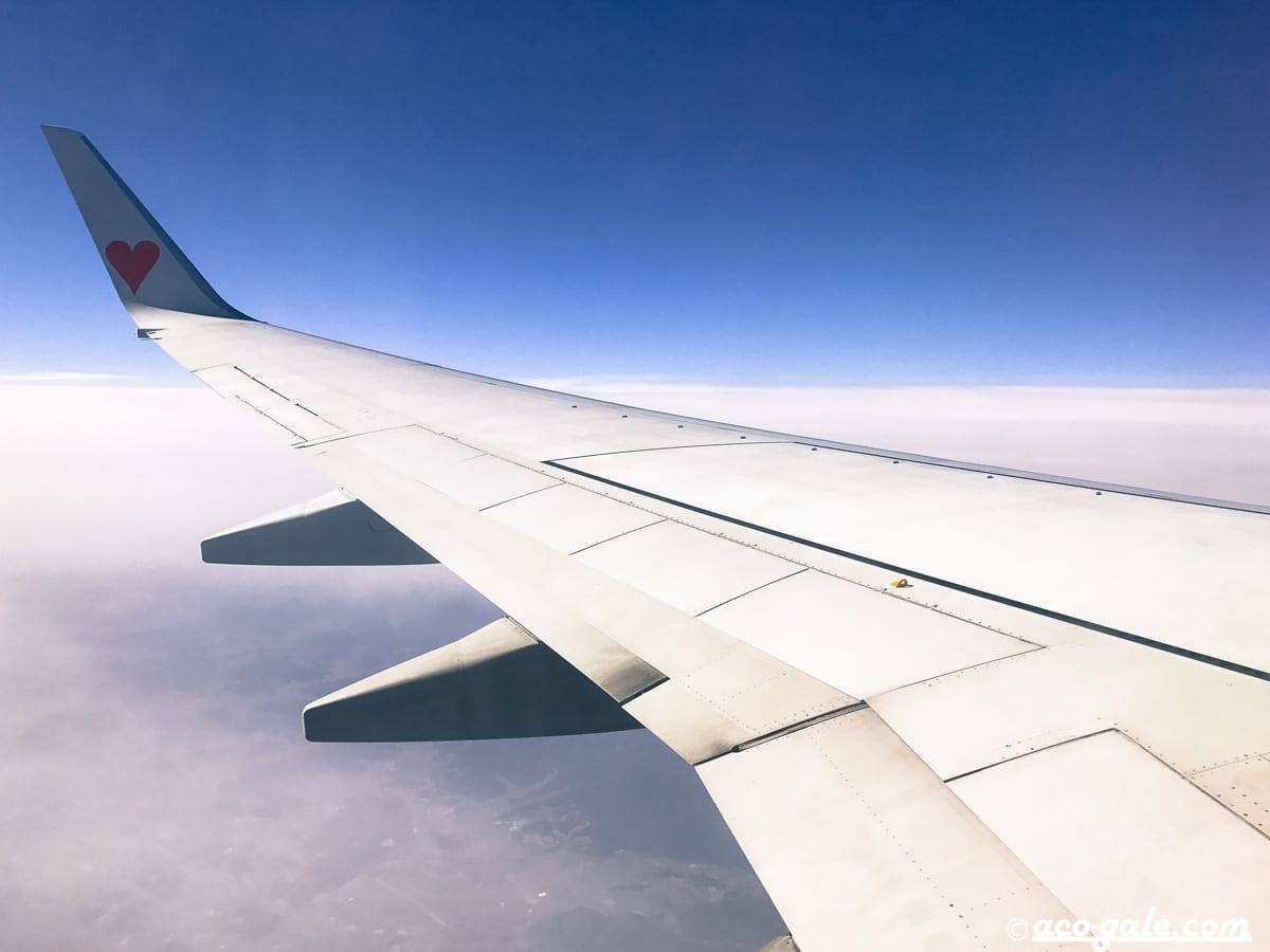 飛行機とバスの関係、空の日・バスの日