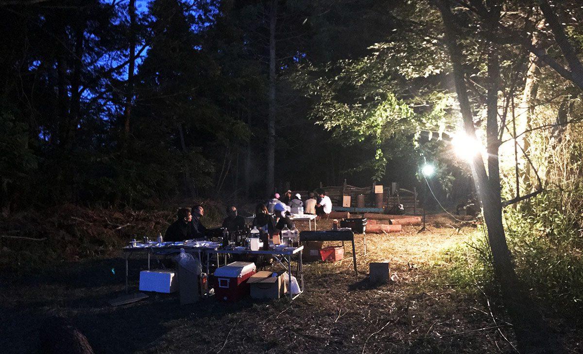 大芦高原キャンプ場と #ヤるサロン #ヤるフェス