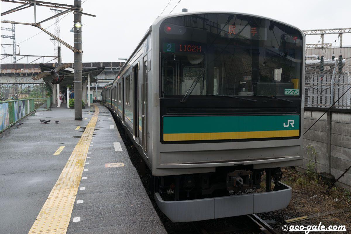 浜川崎駅の魅力、改札外乗り換え...
