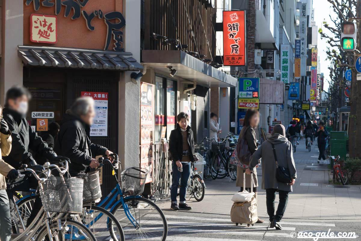 フォトウォークで大阪駅周辺を攻める。 #でこさんぽ