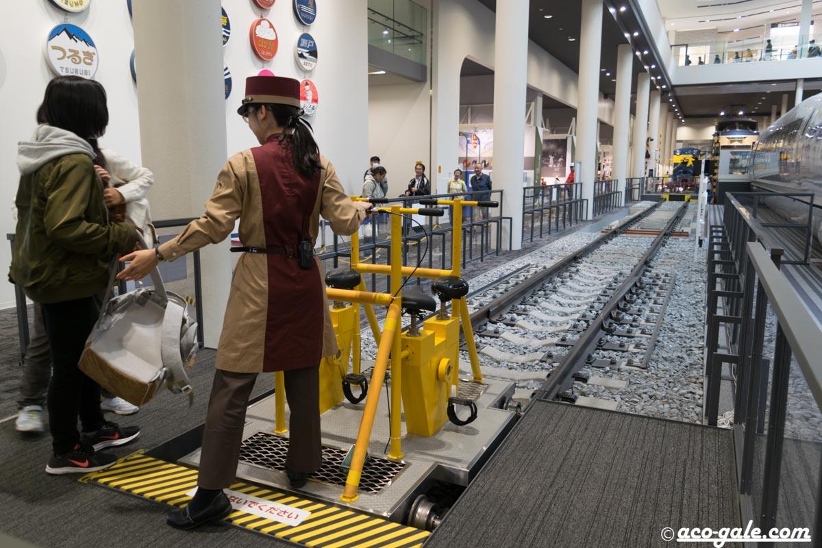 京都鉄道博物館の体験アトラクションをご紹介