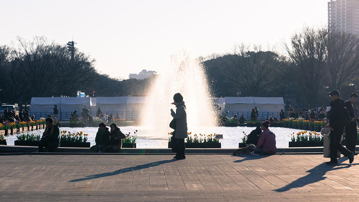 日暮里から上野公園を目指す、山手線2駅のフォトウォーク