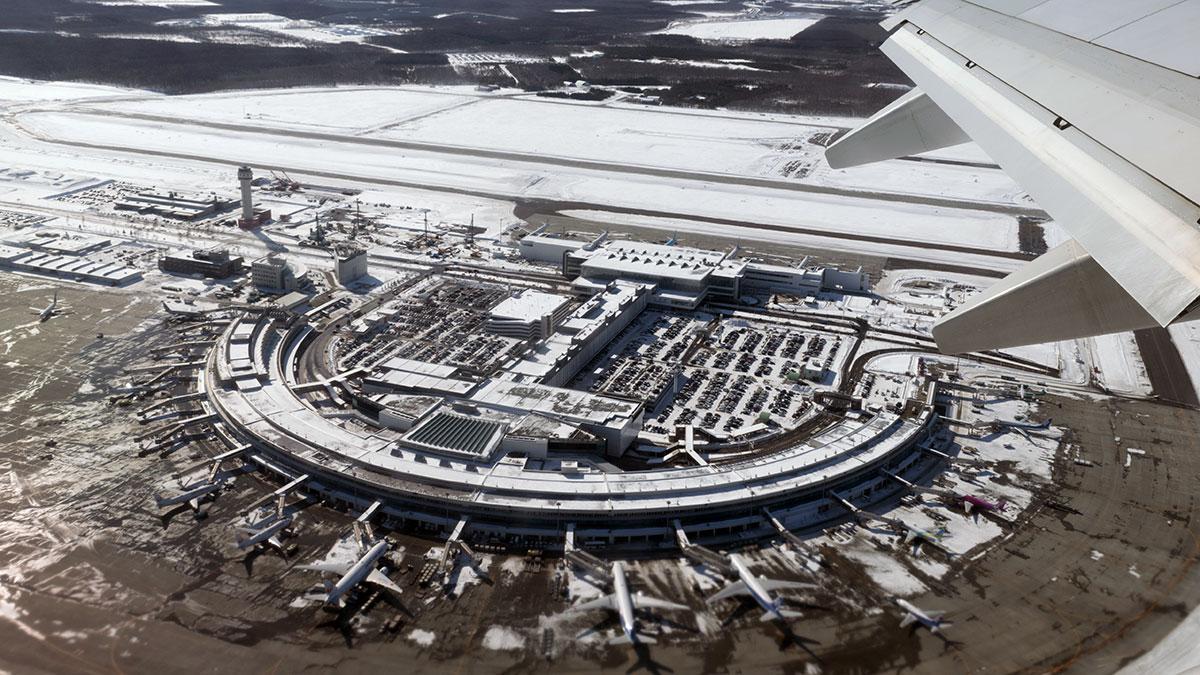 新千歳空港の大空ミュージアムとエアポートヒストリーミュージアムで時間つぶし