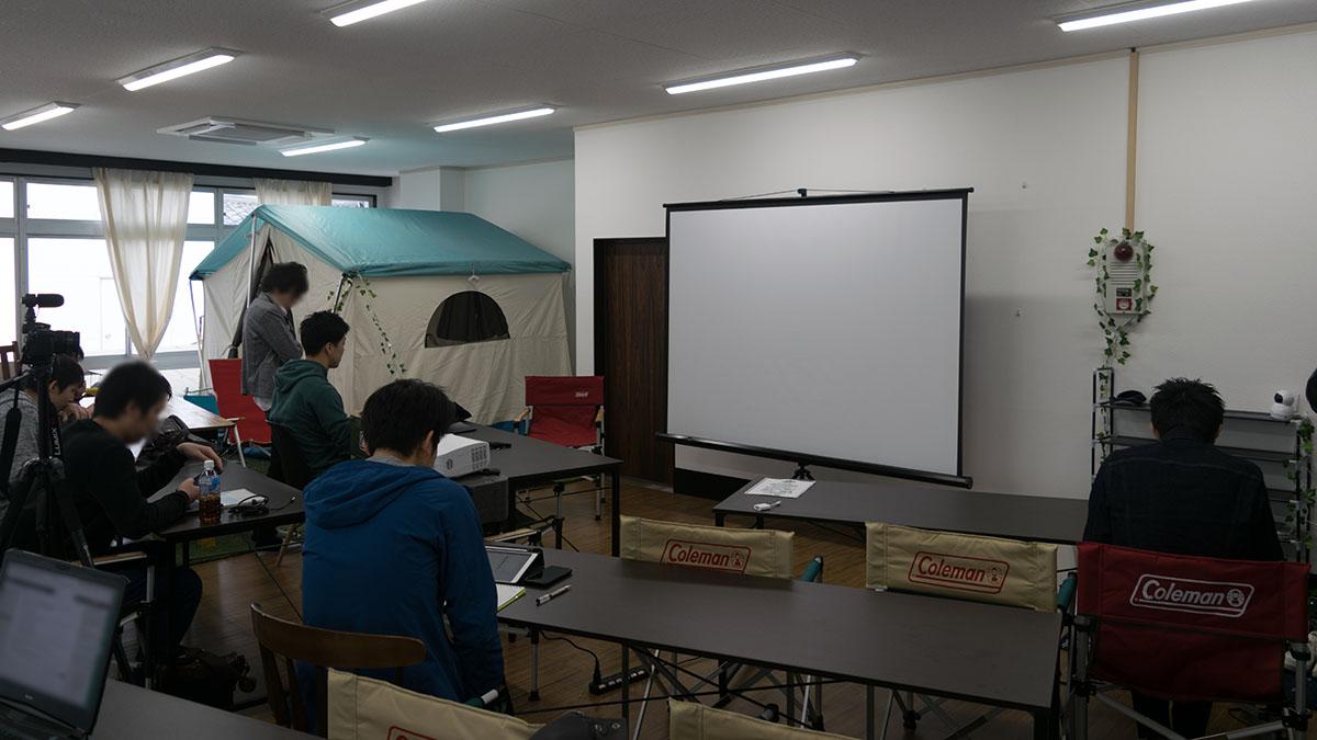 岐阜駅前のコワーキングスペース「Tanojob BASE」に行ってきた