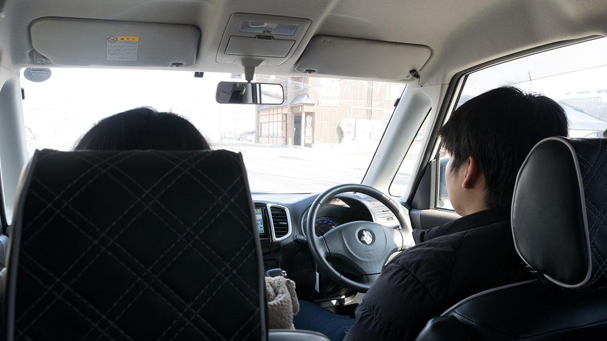 ニセコ~余市~小樽のドライブに密着