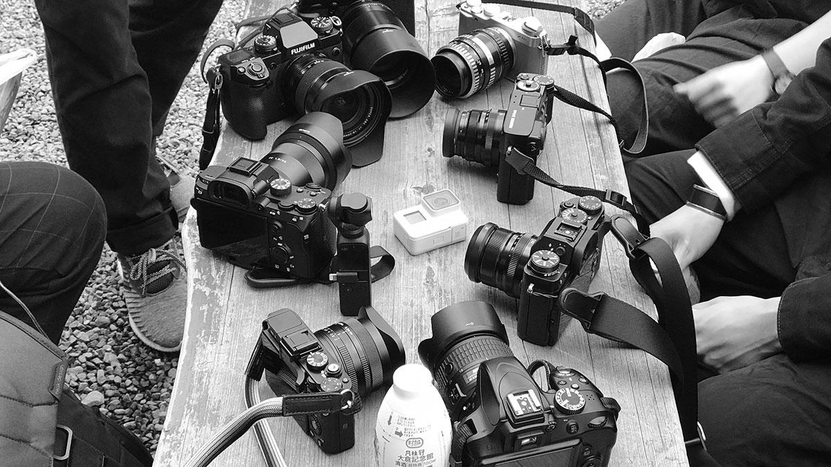 3年付き合ってくれているカメラ、まだまだ付き合っていきたいカメラ