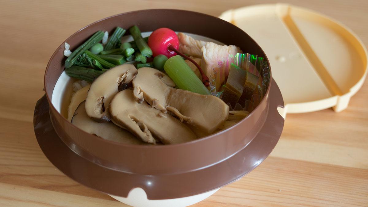 松茸の釜飯(美濃太田駅)を買いに、5月末の閉店前に食べておきたい駅弁