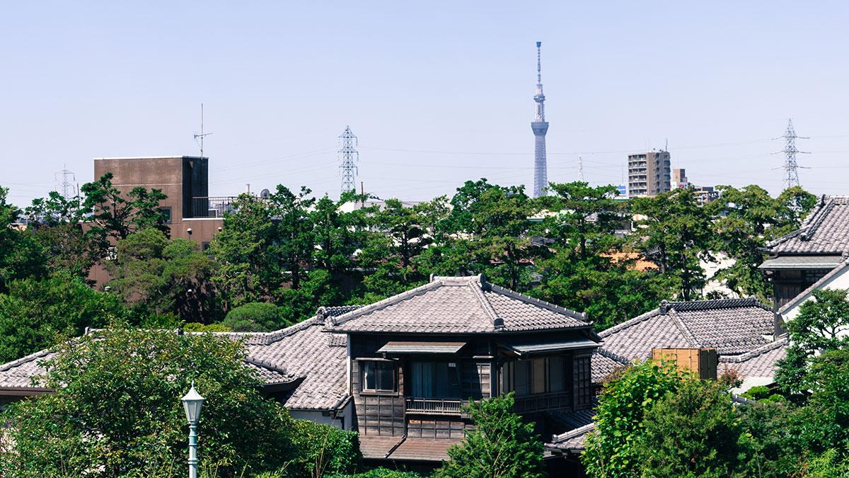 落ち着いた東京の街を楽しむ、最後は #超でこ肉会 で