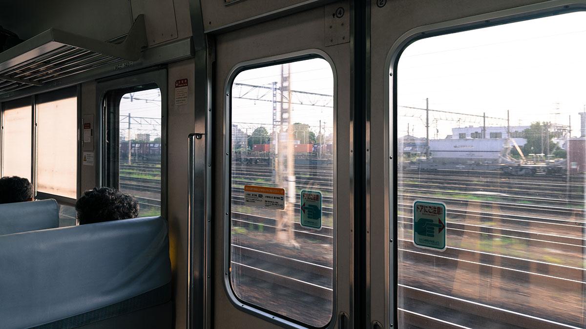 青春18きっぷで名古屋から姫路まで、快速を使って5時間のんびり移動
