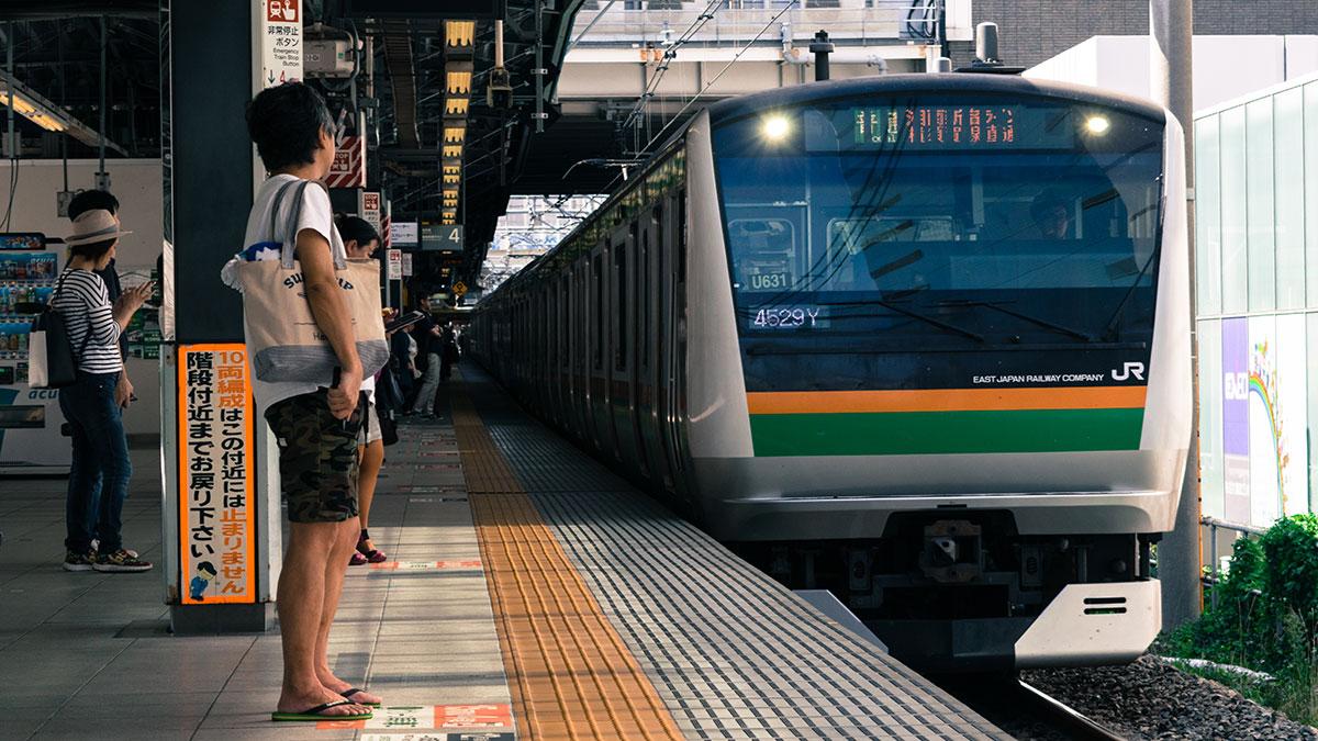東京・渋谷から名古屋まで、のんびり青春18きっぷの旅