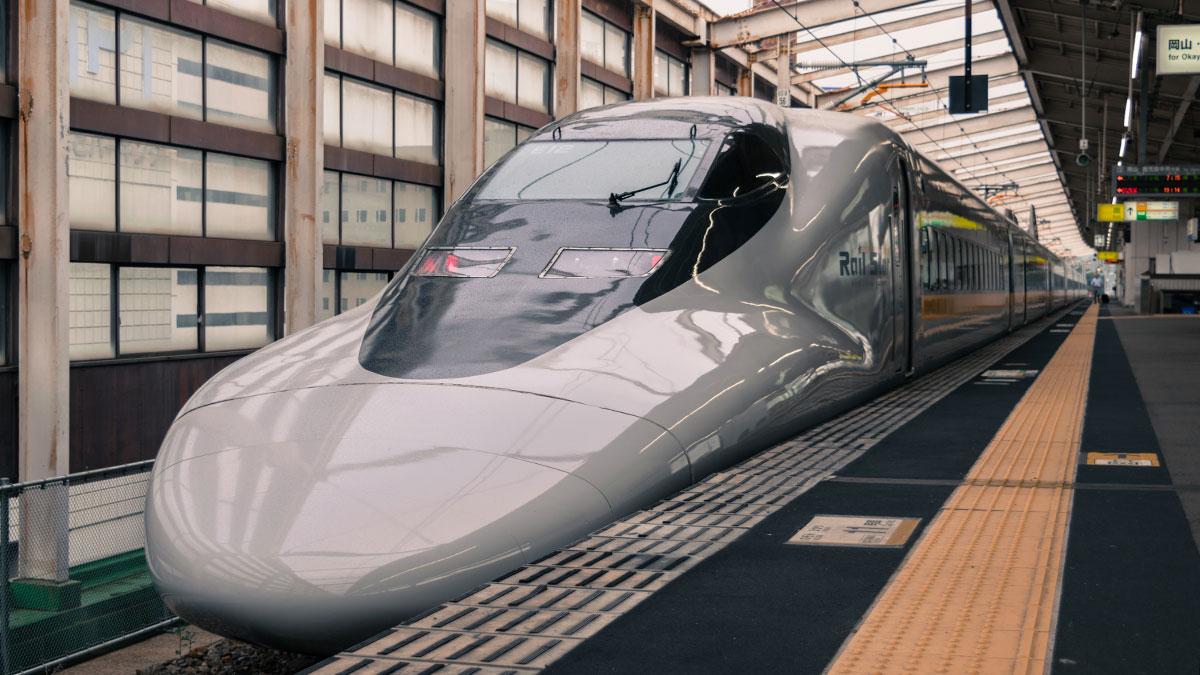 こだま729号、格安チケット6,300円で姫路から博多へ