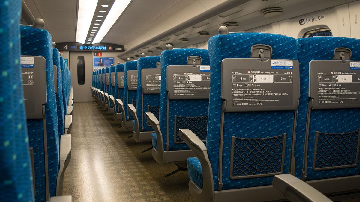 乗り物のシート画像大集合!!快適に移動するには、シート選びが大事!