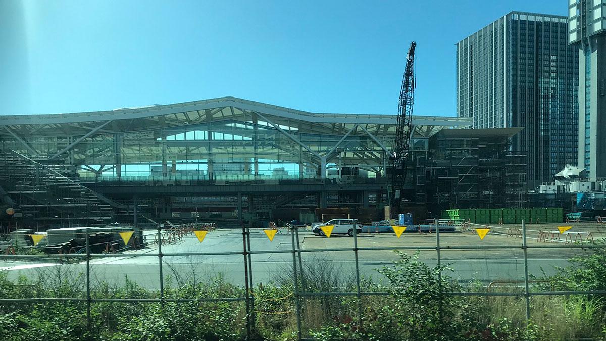2020年3月14日開業!JRの新駅「高輪ゲートウェイ」「御厨」「南伊予」