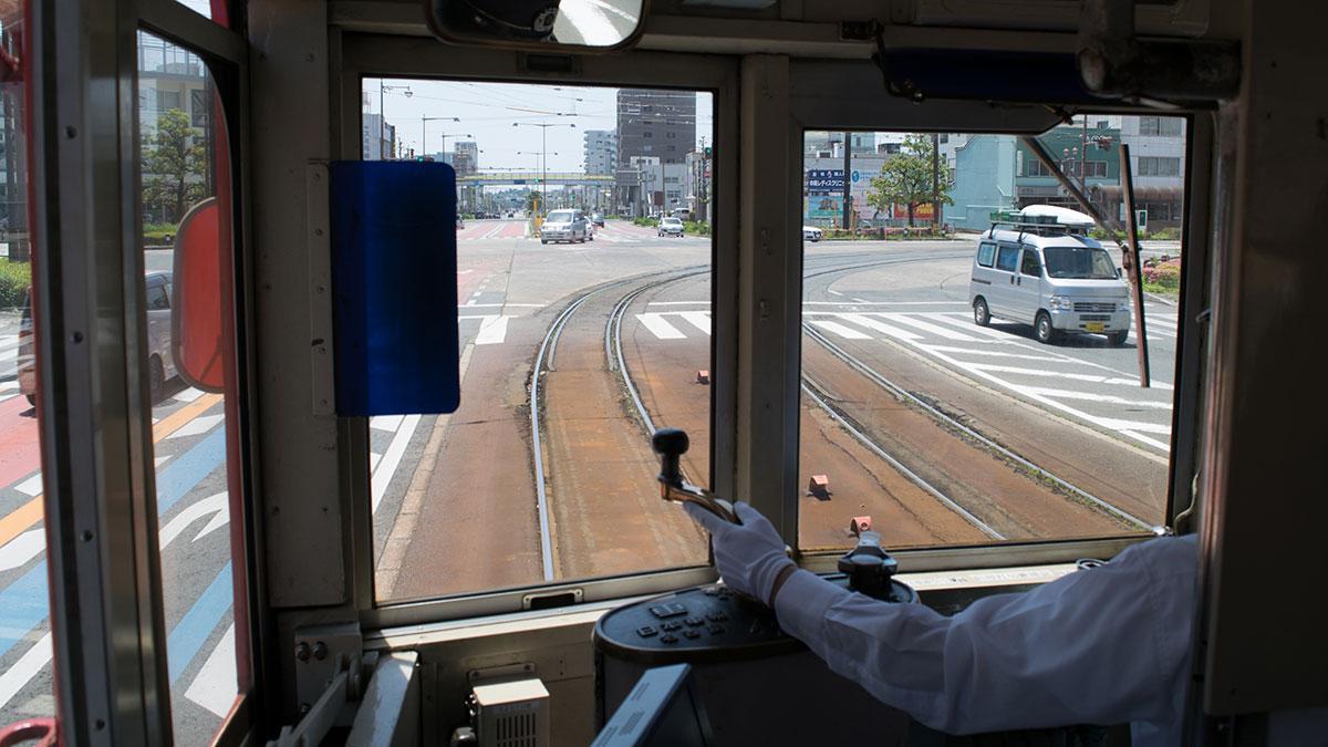 路面電車の面白さを追いかけていきたい #路面電車とわたし