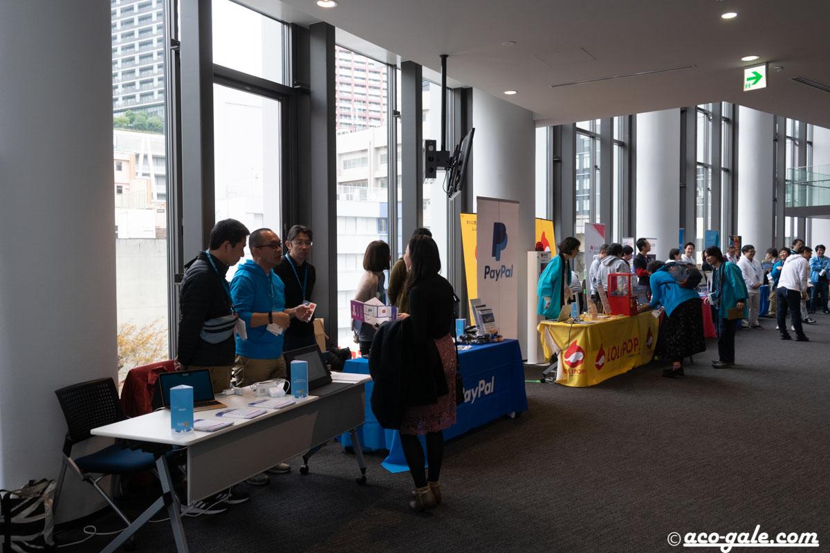 WordCamp Osaka 2019のスポンサーブースを巡る #wcosaka2019