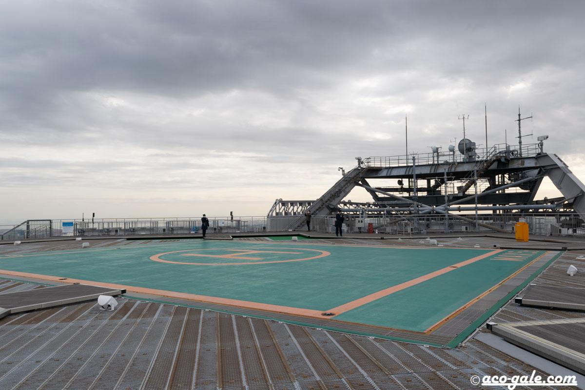 六本木ヒルズの屋上へ!東京シティビューの「屋上スカイデッキへ」